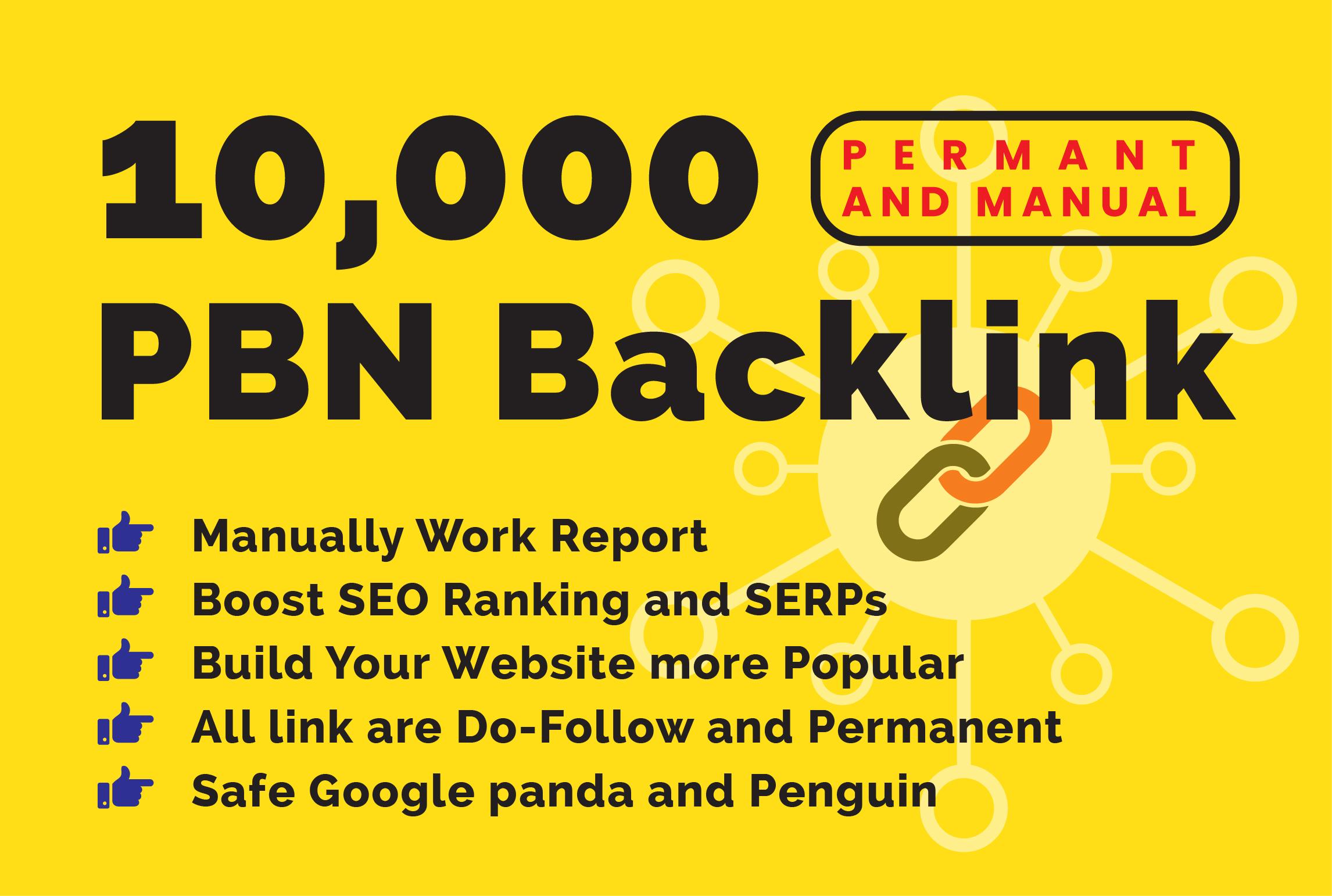 I will create dofollow pbn seo backlinks for google ranking