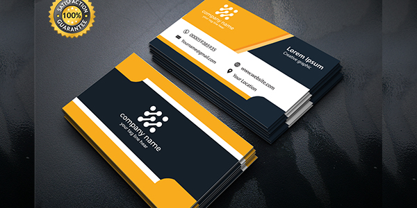 I will design amazing Business Cards for your company.