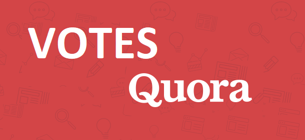 Provide you fast 30+ worldwide quora votes
