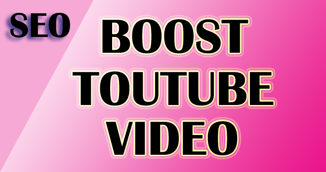 Encourage Powerful Boost Youtube Video SEO Promotion For Real Audience