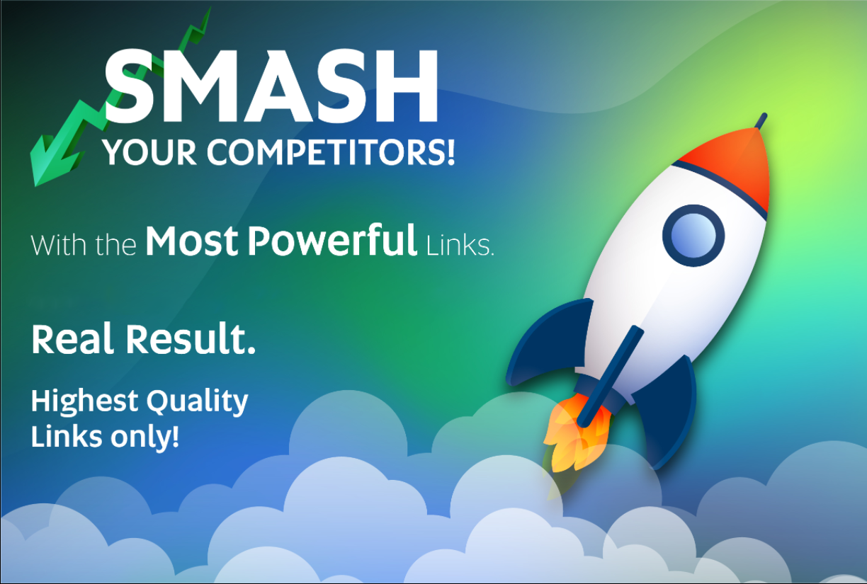 Smash your Competitors With the MOST Powerful LINKS With High DA