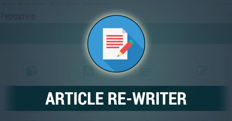 i am a veteran content/article rewriter