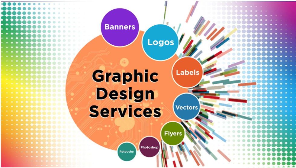 help you in any kind of graphic designing work professionally