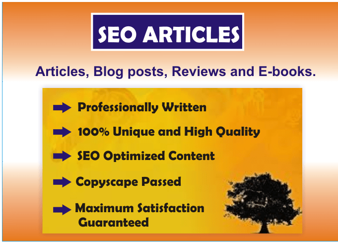 research and write an original article or blog post