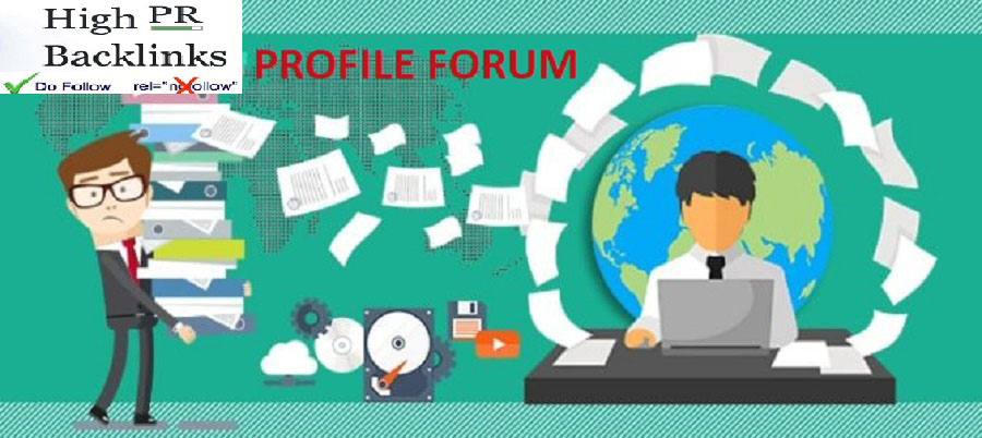 40 Forum Profile SEO HQ PR Panda Safe Backlinks Creation Service for Increasing DA PA