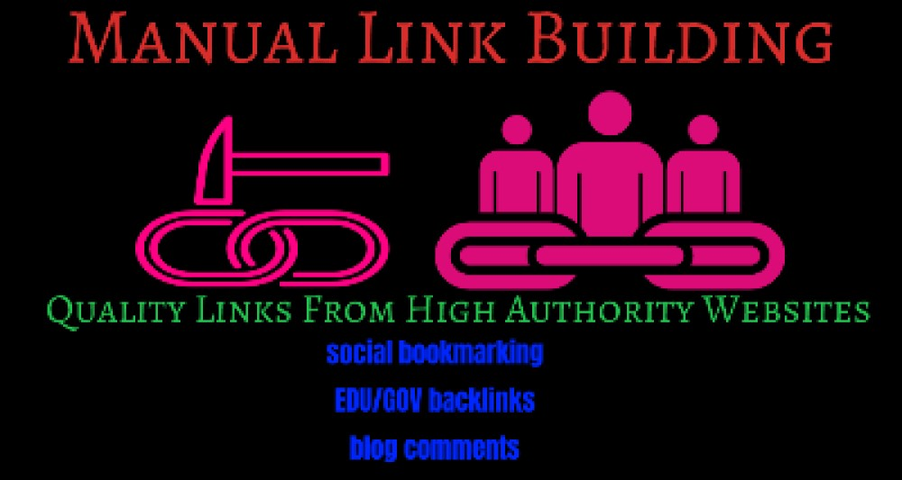 I can create 30 High Authority Link Building for SEO Backlinks.