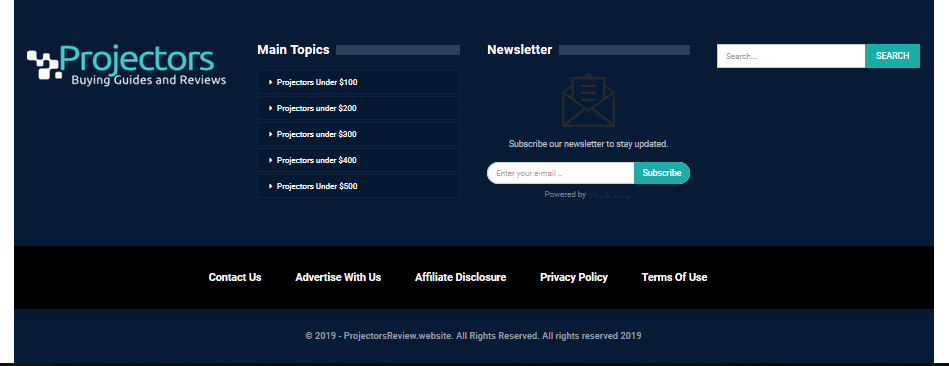 I will create a professionally designed blog website for you