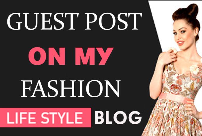 Publish on Quality Fashion Blog