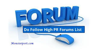 I will provide high quality 50 forum posting backlinks