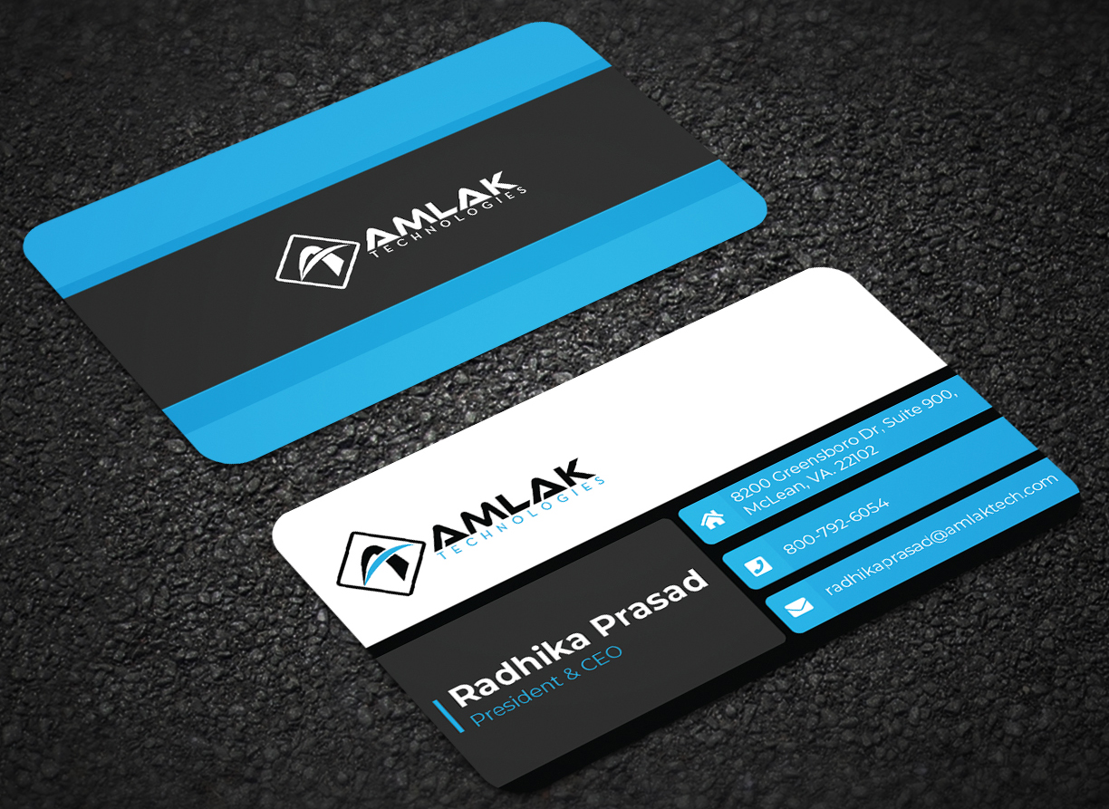 I will create 4 different business card design within 6 hours