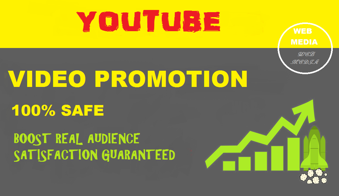 Best YouTube Video Promotion by Ad Words and social media Marketing
