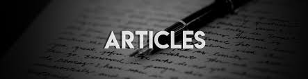Standard articles up to 500 words