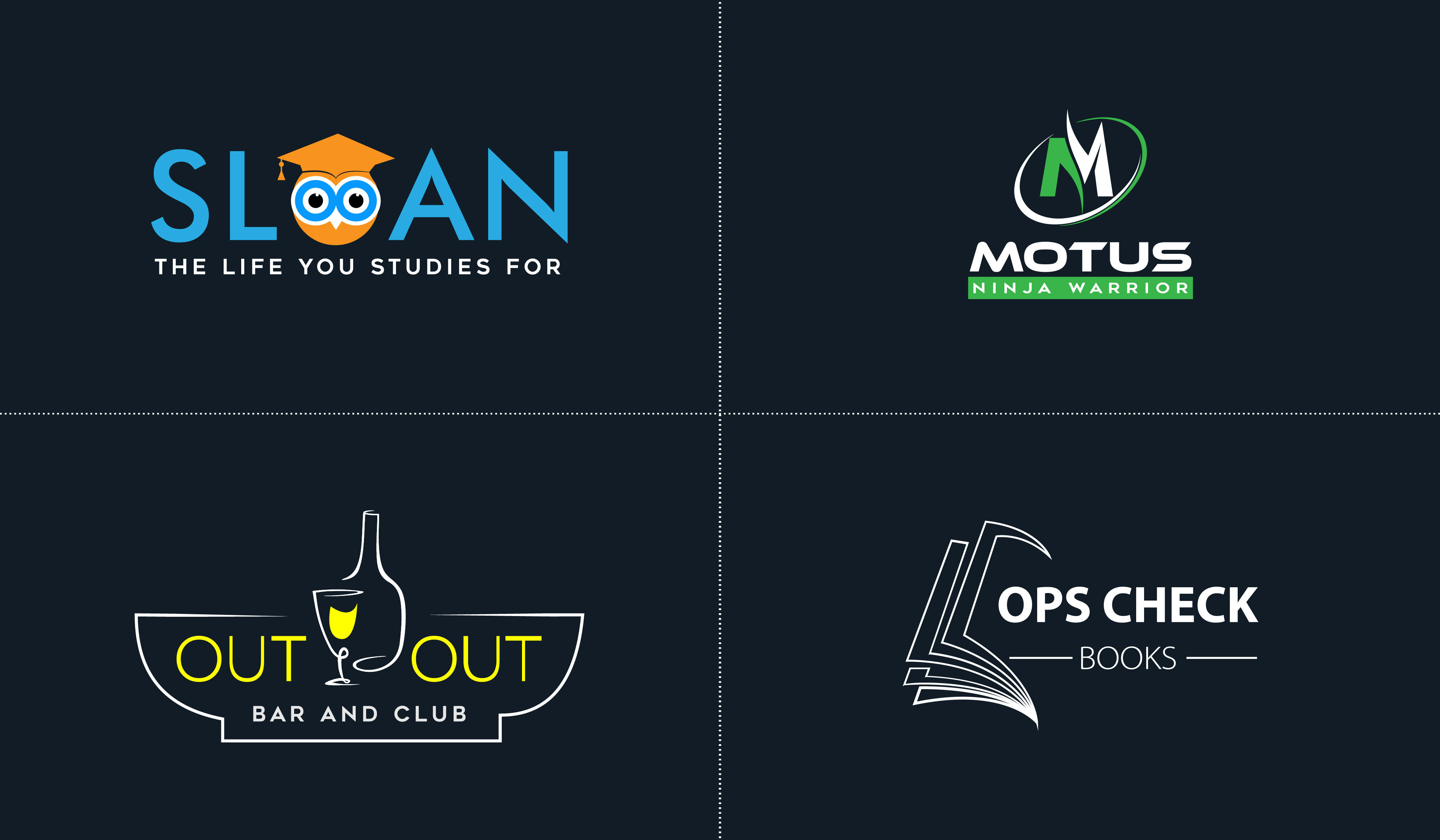 I will Do Modern logo design for your business in 24 Hours
