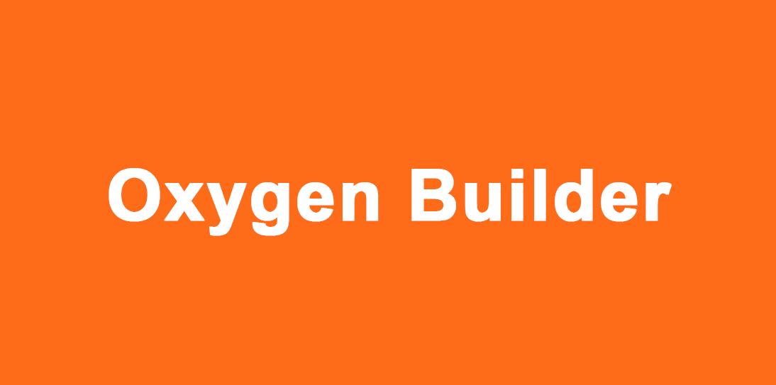 Install Oxygen Builder WordPress Plugin on your website