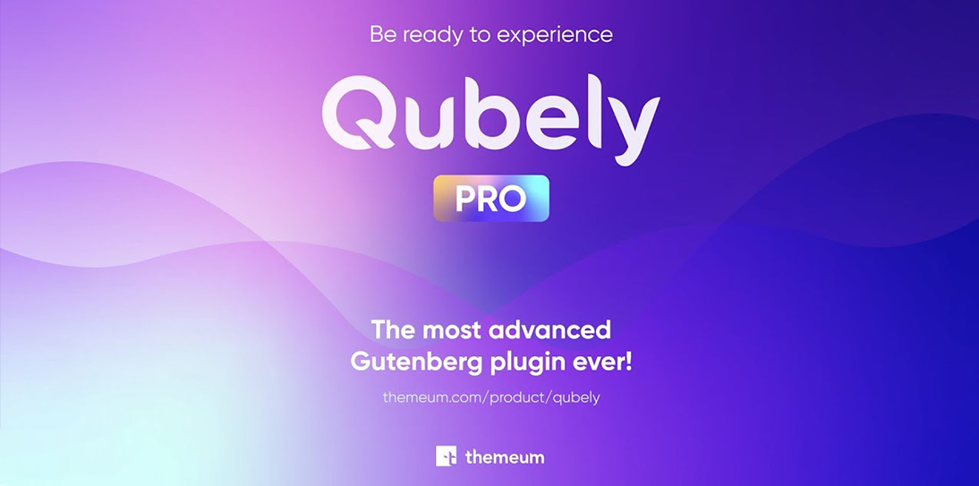 Install Qubely Pro WordPress Plugin with Official License