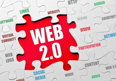 Boost your website with 15 web 2.0 backlinks.