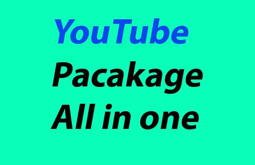 Package Promotion All In One Service And Instantly Start