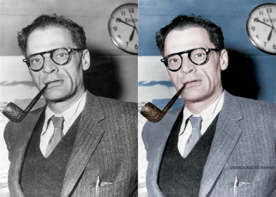 I will realistically colorize and repair your damaged photos