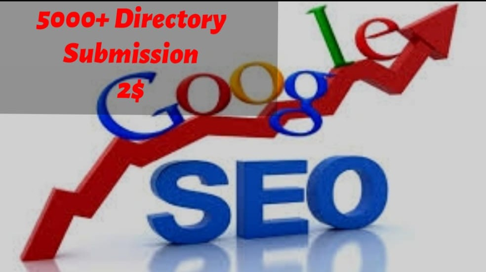 I will submit your website in 5000 directories.