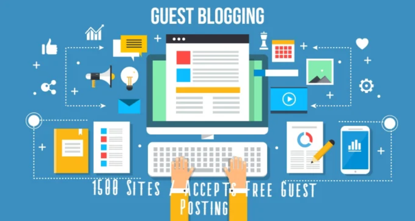 I will provide 1500 list of sites accepting free guest posting
