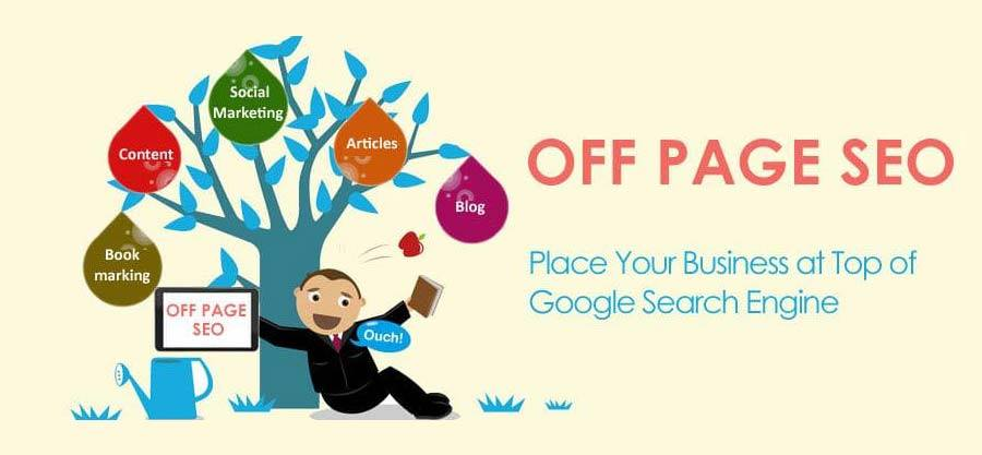 i will do Off-page Seo service High Quality Work