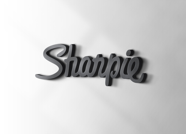 i will make your logo 3d mockup