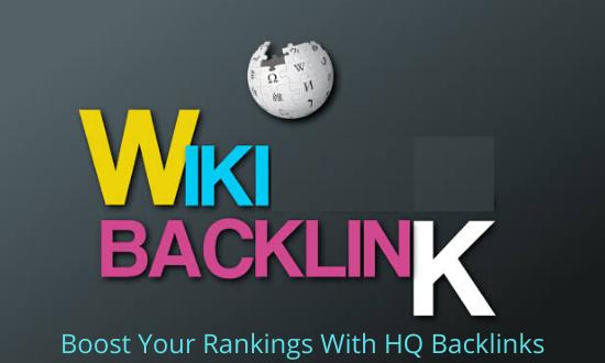 3000+ High Quality Contextual Wiki Backlinks - Rankings Boost Guarantee