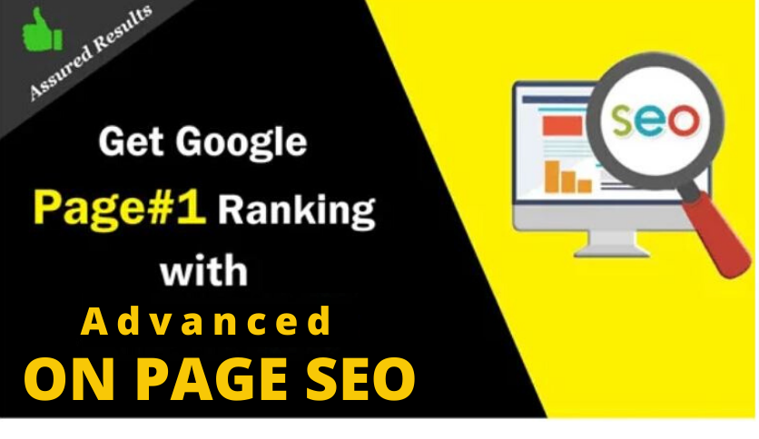 I'll do Complete On Page SEO Optimization to Boost your Rankings in Google