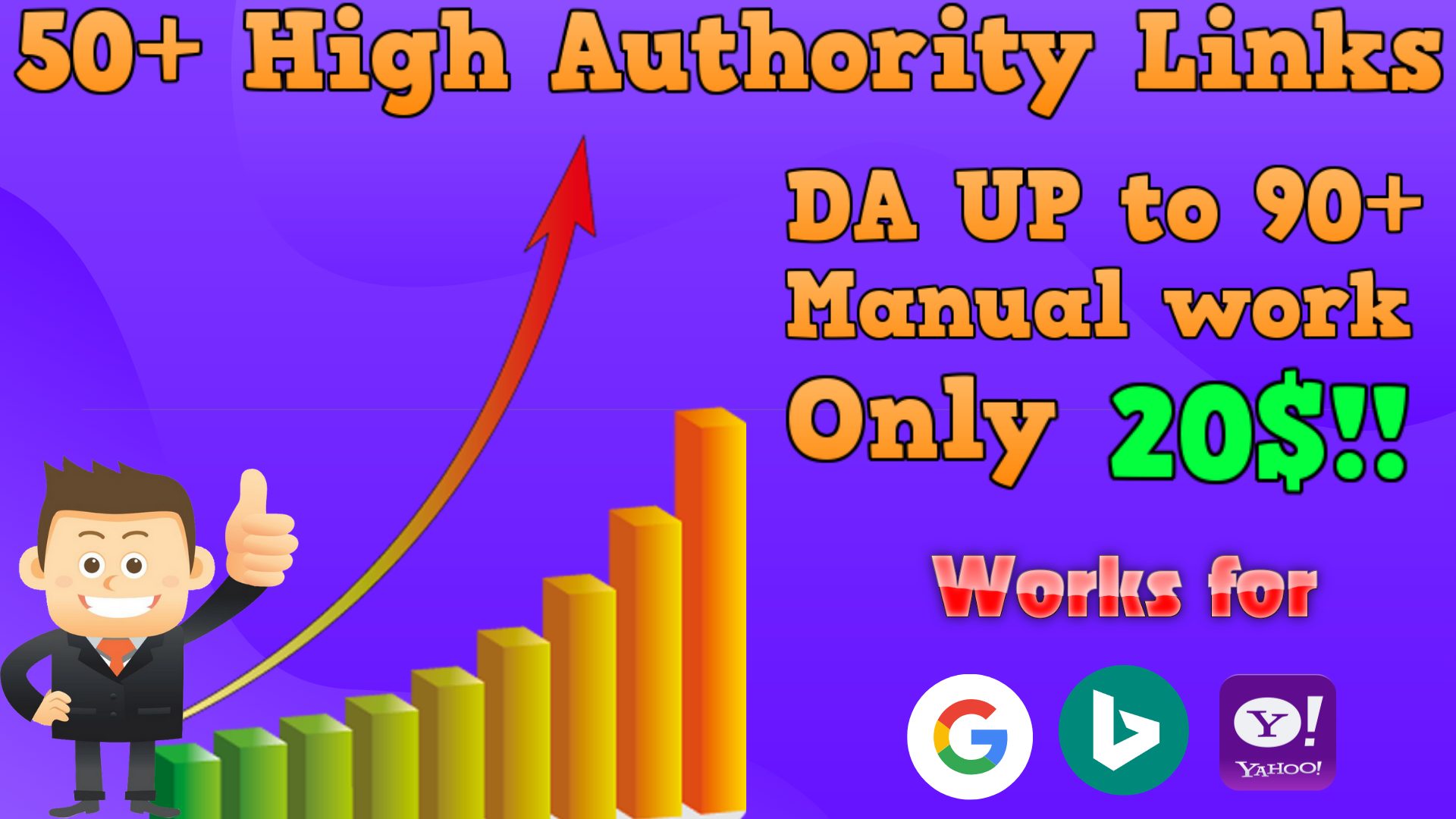 DA 90+ Outrank your competitors EASILY with this AWESOME Package