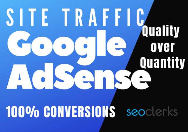 Get Legit way of Traffic on your AdSense Website