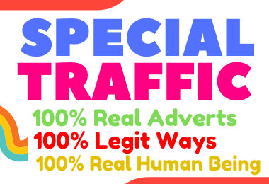 Special Legit Web Marketing to Your Site