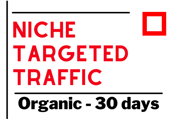 Next-Generation Advertising Niche targeted web traffic service