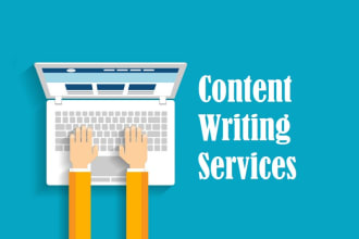 I will write high quality article -Hire me as your Company or Website Writer - SEO content writing