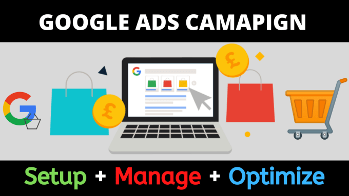 I will setup high quality google ads campaiI will setup high quality google ads campaiggn in 2 hours