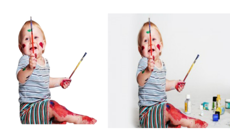 Remove Background images professionally