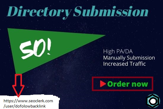 do manually 200 dofollow directory submission,  guarantee GOOGLE indexable