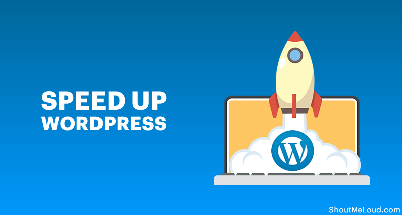 I will speed up wordpress website and performance