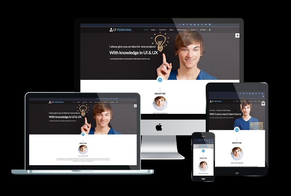 Build A Responsive Wordpress Website Or Wordpress Website Design