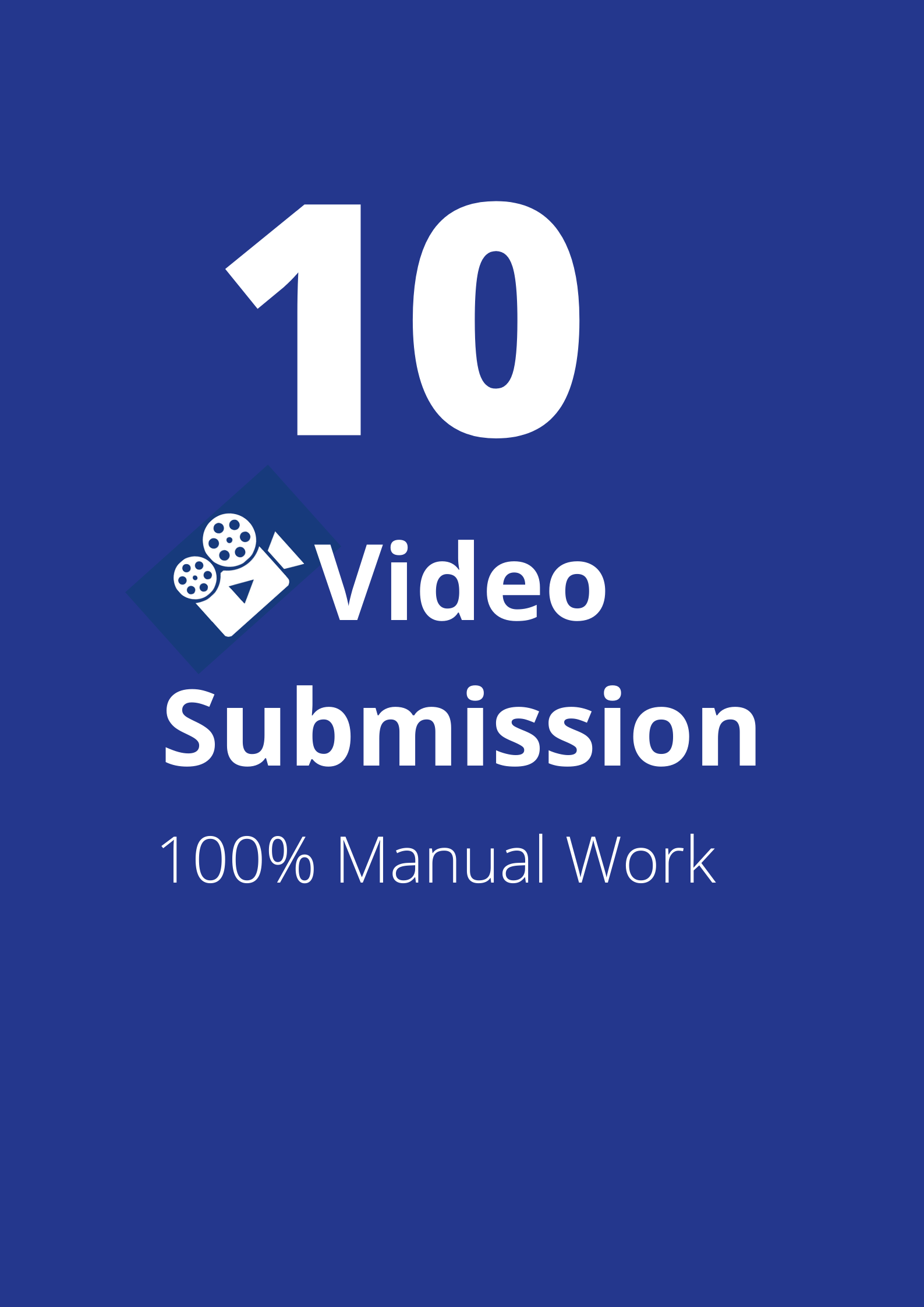 10 video submission 100 Manual