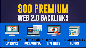 Improve your Alexa Rank with 800 Web 2.0 Backlinks