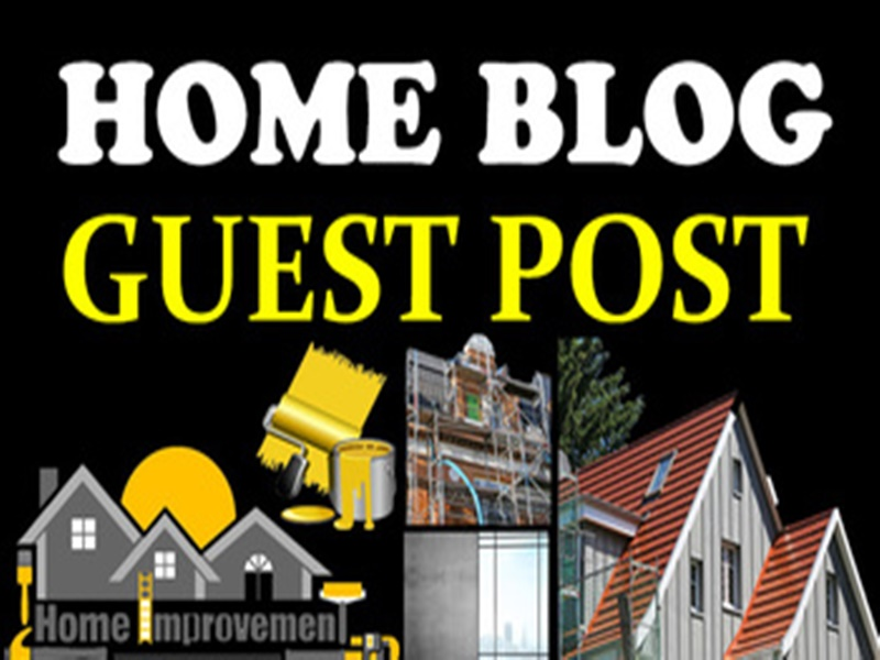I Will do home improvement guest post