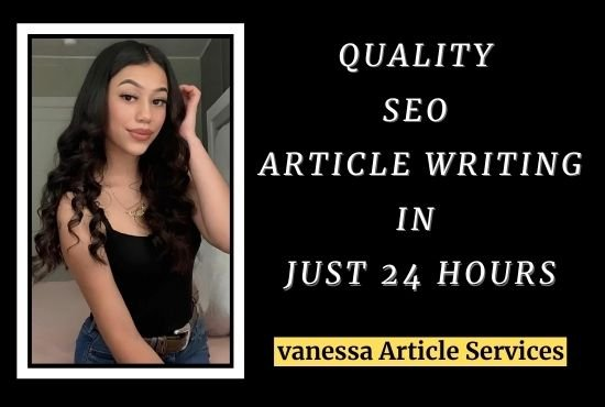 i will be your qualified content writer,  SEO optimize article writer