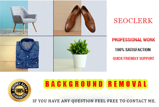 I will edit product images for amazon remove background