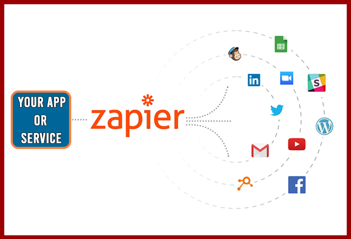 I will set up Zapier zaps to automate your workflow