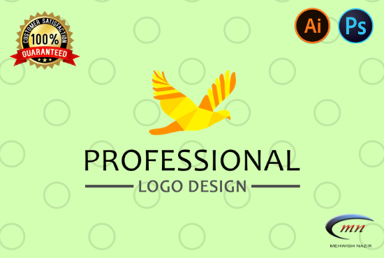 I will design modern and professional business logo and brand identity for you