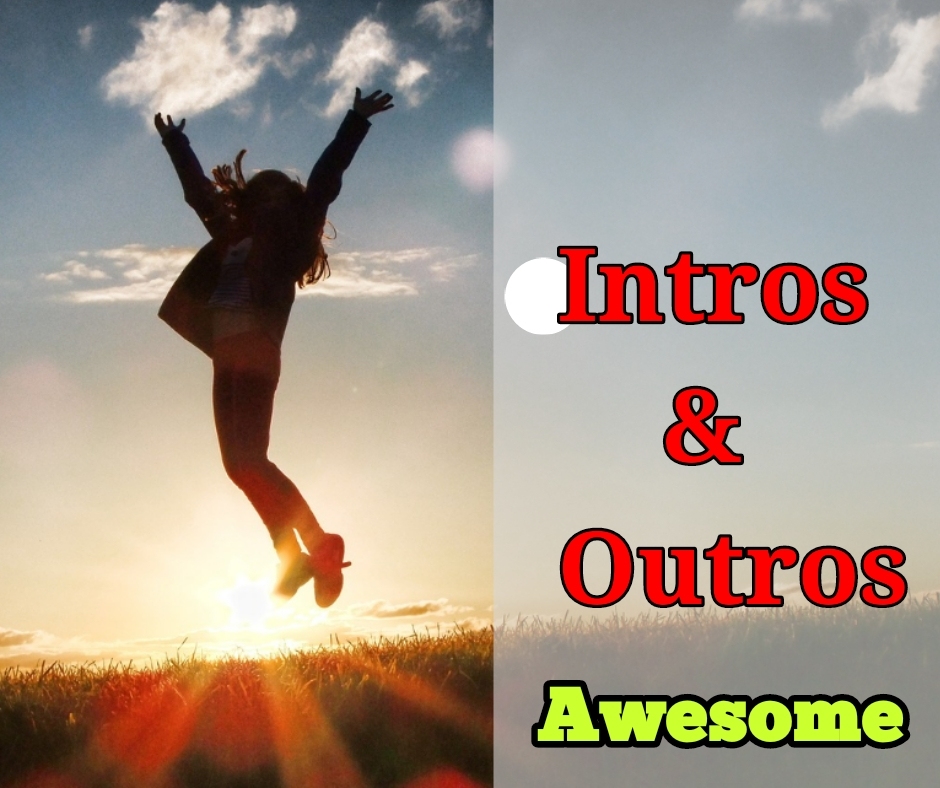 Stunning & Professional Intros & Outros For your YouTube Videos