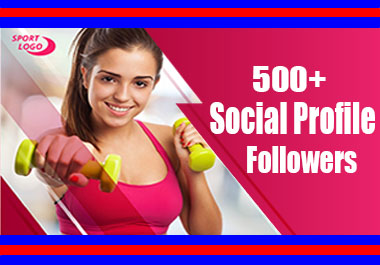 Profile Followers Social Media Marketing Organic Way