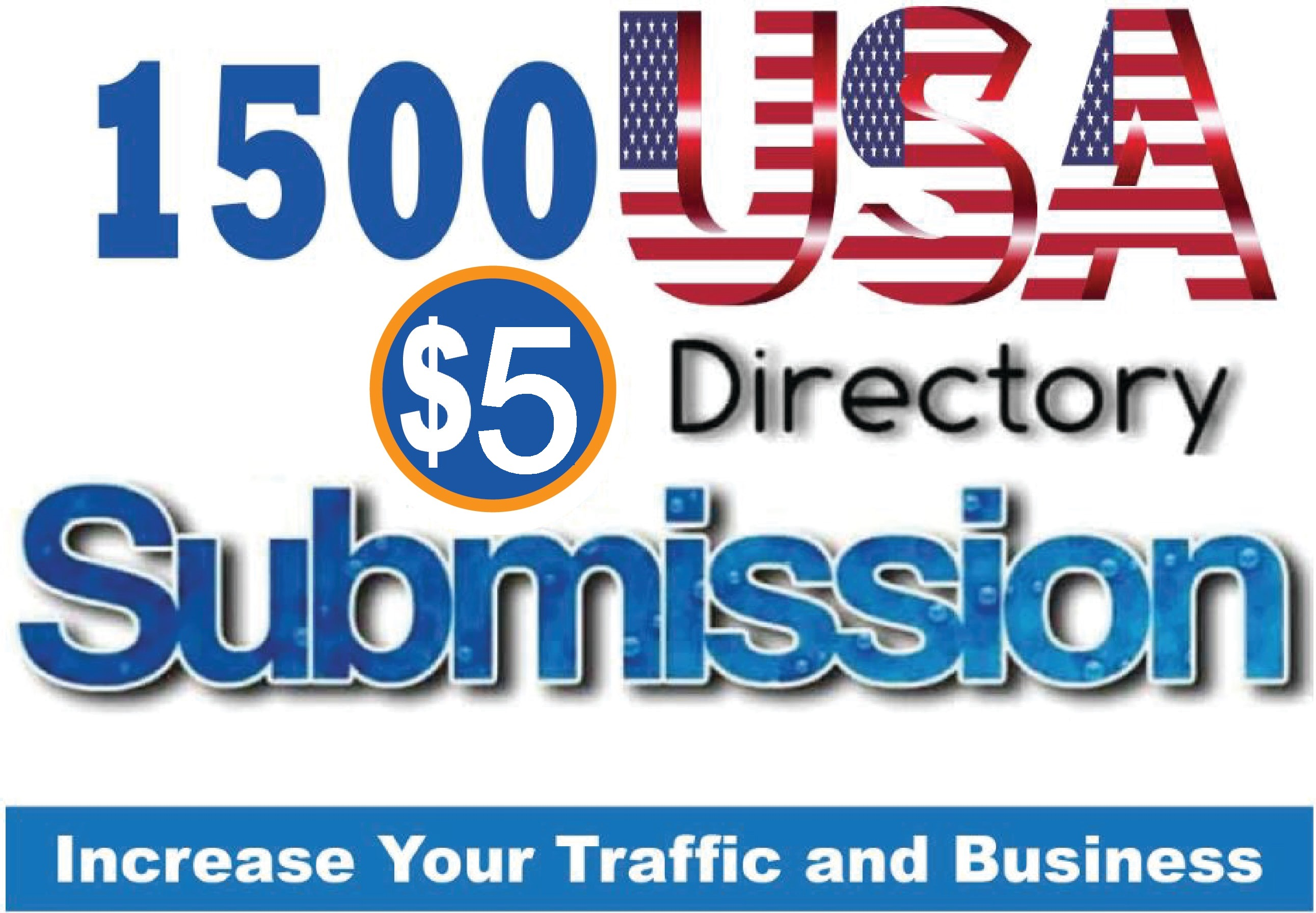 Do 1500 USA Niche Directory Submission Backlinks on PR9 To PR6 With High DA PA TF CF
