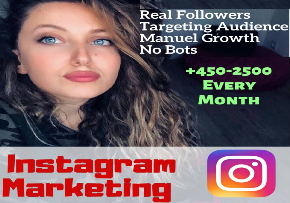Instagram Marketing To Grow Instagram Account By Expertly