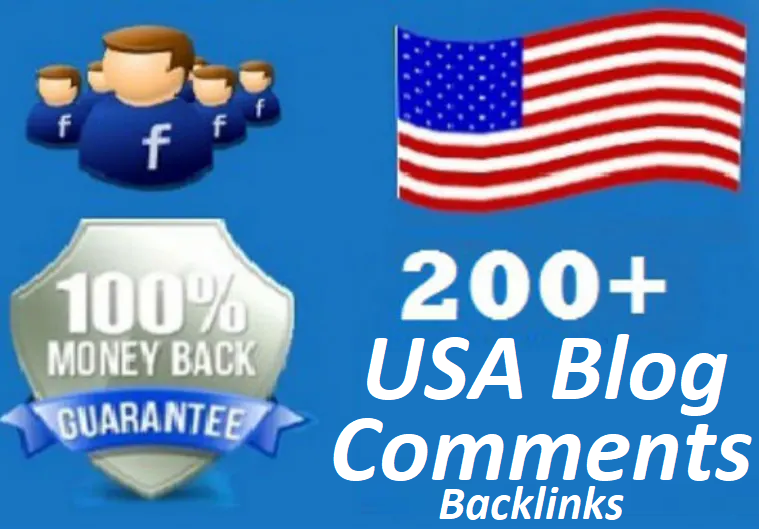 Do 200 Best Quality High Pa Da Blog Comments Backlinks Manually With PR7 To PR3